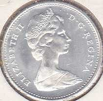 Canada 10 Cents 1968