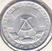 Germany / East 1 Pfennig 1968A