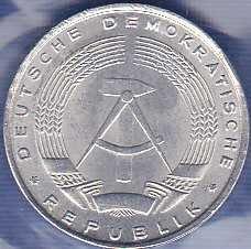 Germany / East 5 Pfennig 1968A