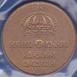 Sweden 5 Ore 1967