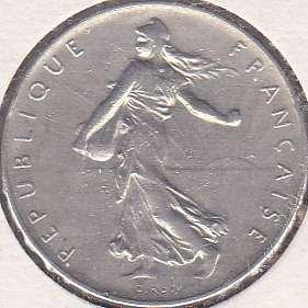 France 1 Franc1961