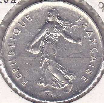 France 5 Francs1971