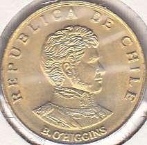 Chile 10 Centavos 1971