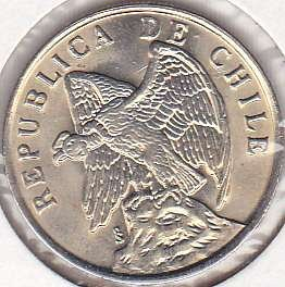 Chile 50 Centavos 1977