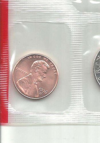 1996 D  LINCOLN CENT