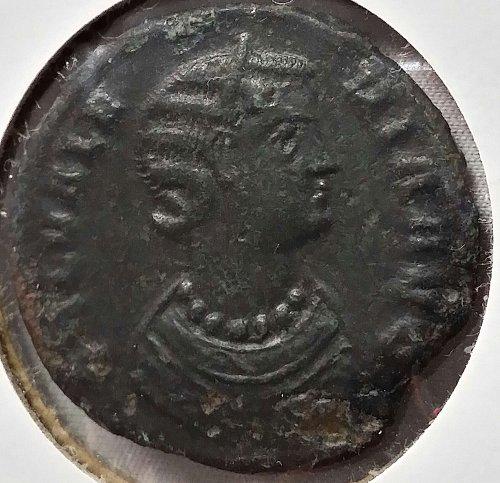 Galeria Valeria Follis ~ 308-311 ~ Venus Stg. left