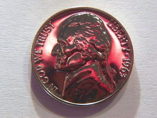 1963-P Proof Jefferson Nickel