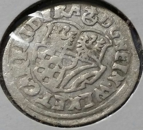 Munsterberg-Oels ~ 1621 ~ 3 Kreuzer ~ Heinrich Wenzel ~ KM-39