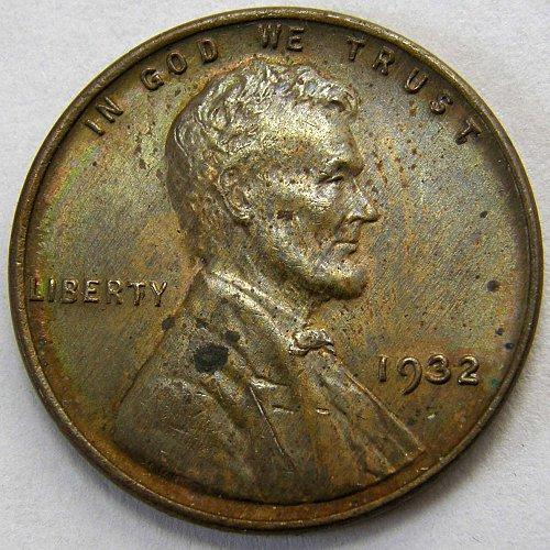 1932 P Lincoln Wheat Cent #2