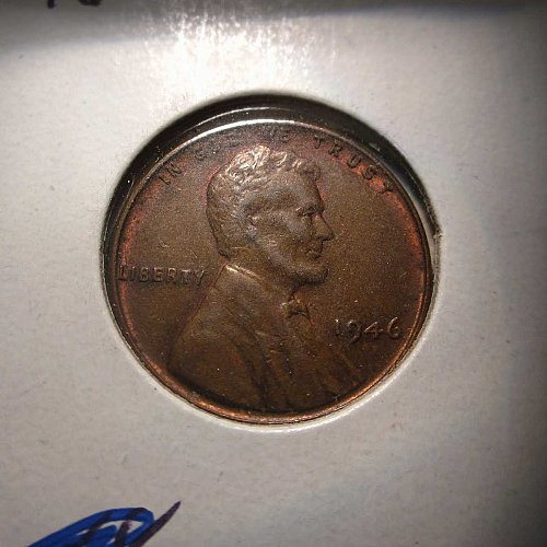 1946 Lincoln Wheat Cent Small Cents: Nice Penny