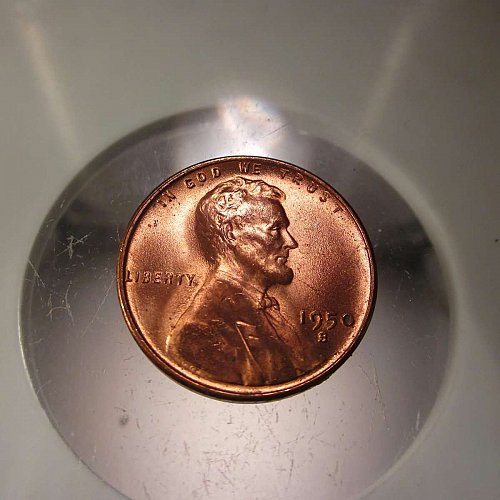 1950 S Lincoln Wheat Cent Small Cents: Nice Penny