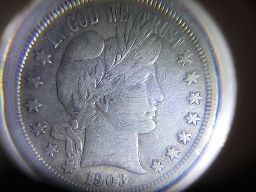 1903-S Barber Half Dollar