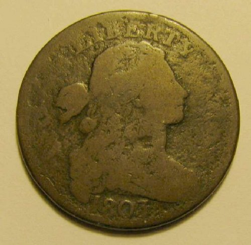 1803 Large Cent S-260  R-1   original, corrosion free!