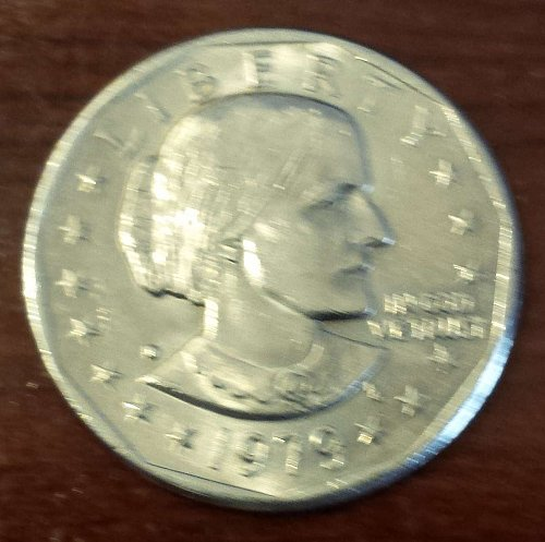 1979-D SBA $1 Susan B. Anthony Dollar (5385)