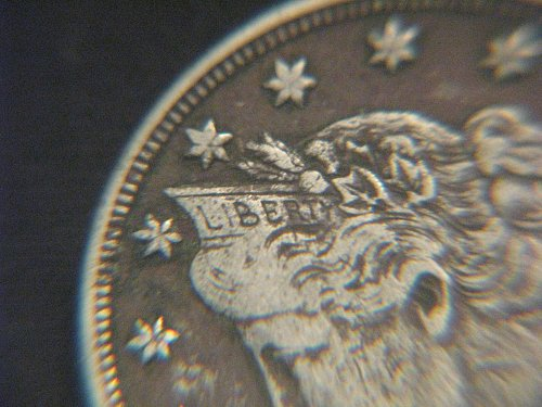 "1897 Liberty ""V"" Nickel"
