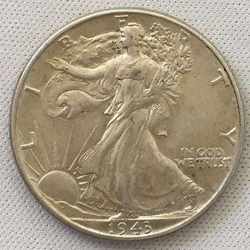 1943 P Walking Liberty Half Dollar