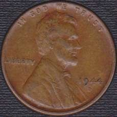 1944 D Lincoln Wheat Cent