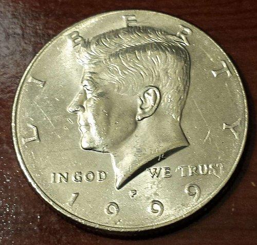 1999-P Kennedy Half Dollar (5527)