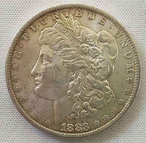 1883 O Morgan Dollar