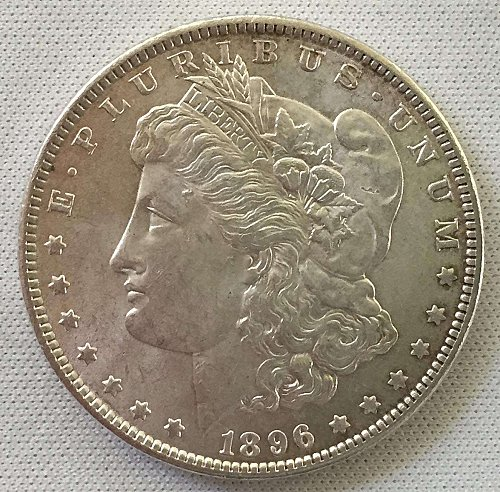 1896 P Morgan Dollar