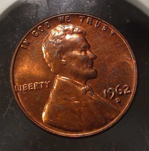 1962 D Lincoln Memorial Cent Small Cents: Nice Penny