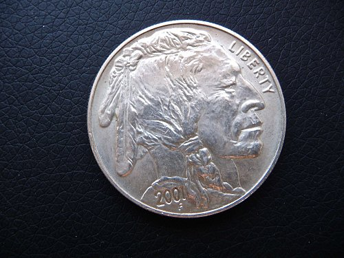 2001-D Buffalo Commemorative Dollar