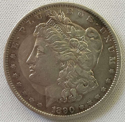 1890 P Morgan Dollar