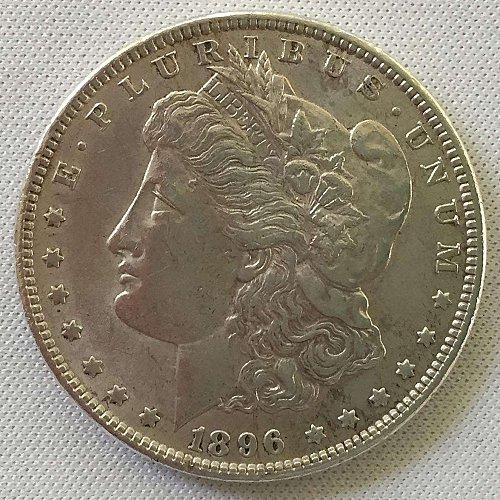 1896 P Morgan Dollar