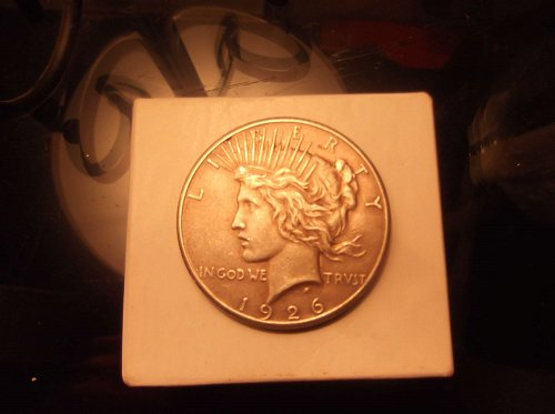 **1926 P Peace Dollar** Excellent