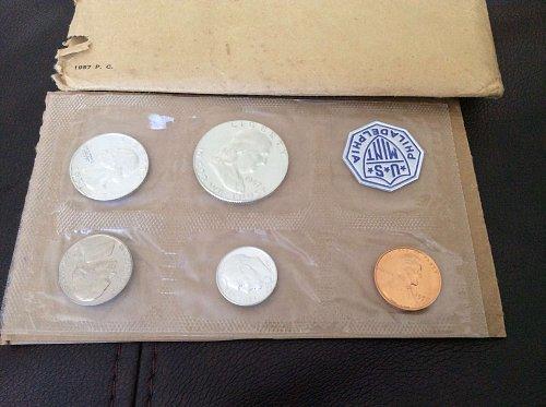 1957 P U.S. mint set