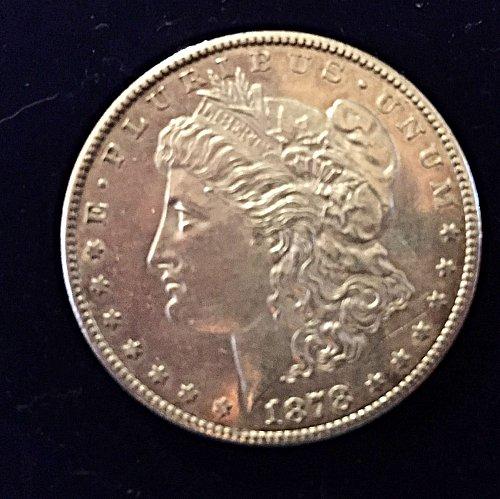 Very Pretty Morgan Silver Dollar