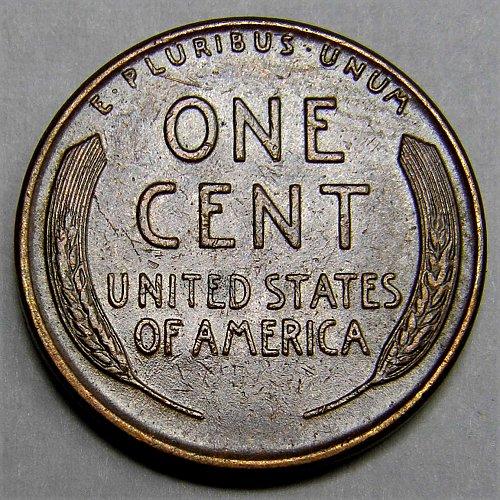 1952 D Lincoln Wheat Cent#3 - RPM-003 D/D West