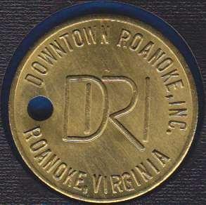 Roanoke VA, Transportation Token DRI