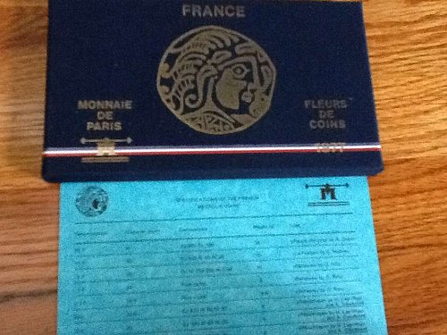 1977 French Proof Set