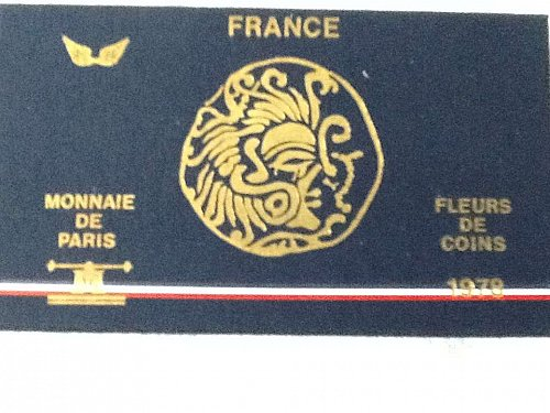1978 French Proof Set