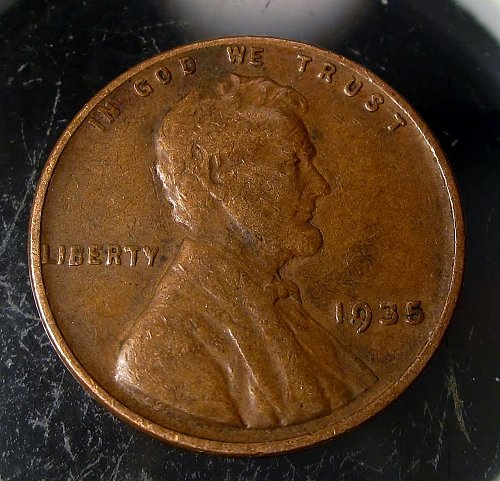1935 Lincoln Cents –Nice Penny