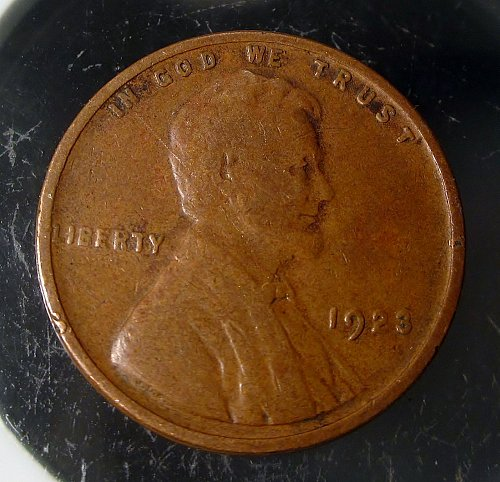 1923 Lincoln Cents –Nice Penny