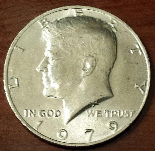 1979 Kennedy Half Dollar (5696)