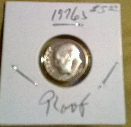 1976-S Roosevelt Dime Proof