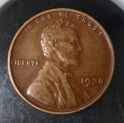 1936 Lincoln Cents –Nice Penny