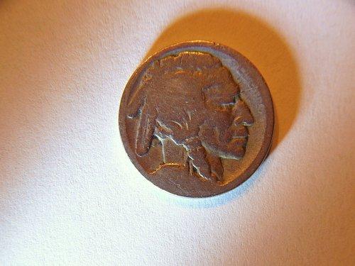 1921-S *Key Date* Buffalo Nickel