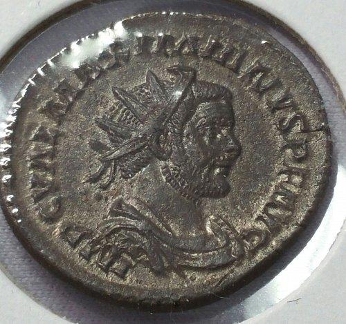 Maximianus ~ Antoninianus ~ 268-305 AD ~ AXF