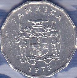 Jamaica 1 Cent 1975