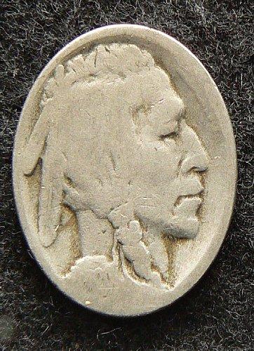 1920 S Buffalo Nickel (G-4)