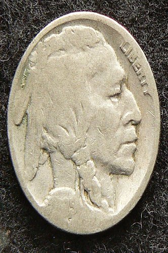 1925 S Buffalo Nickel (G-4)