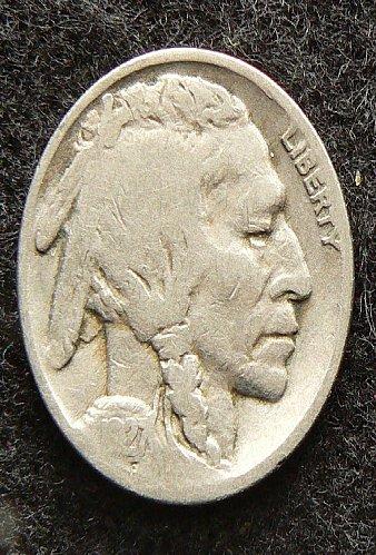 1927 P Buffalo Nickel (G-4)