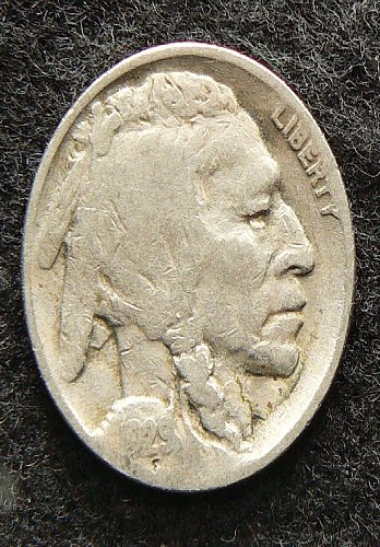 1929 D Buffalo Nickel (G-4)