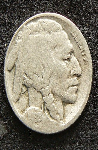 1935 D Buffalo Nickel (G-4)
