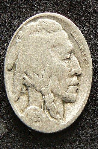 1935 D Buffalo Nickel (G-4)