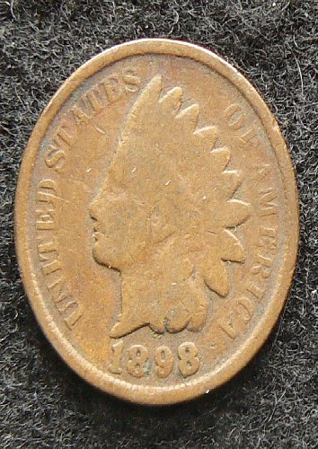 1898 P Indian Head Cent (G-4)